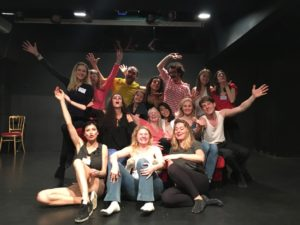 Acting Classes - Breathing, Awareness and Joy
